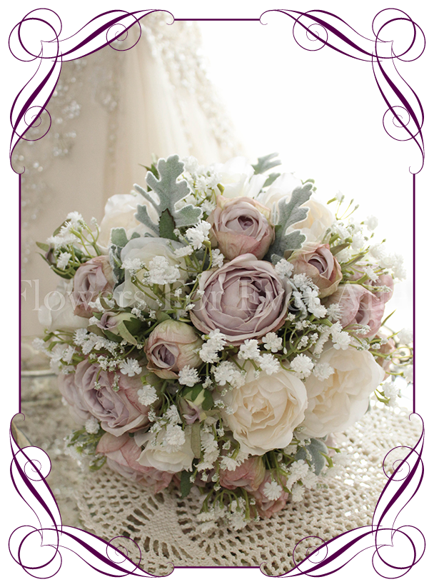 Hannah Bride Flowers For Ever After Artificial Wedding Flower Designs