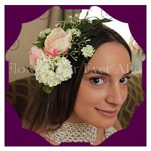 Halos, Belts & Hair Flowers