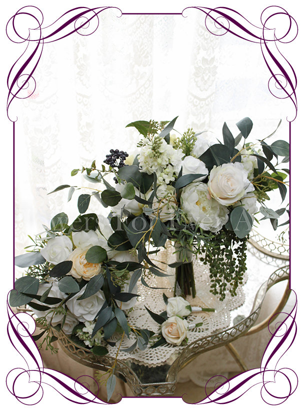 wedding flowers designs 4pc set flowers for after artificial 9577